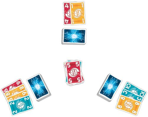 Board Game: 7 Ate 9