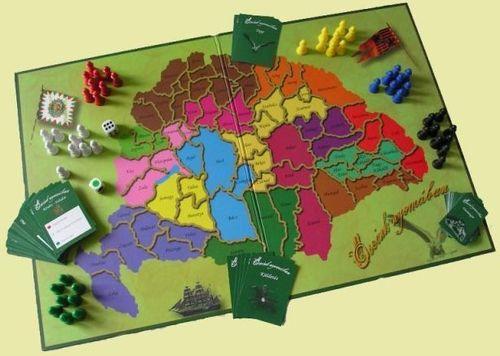 Board Game: Őseink nyomában