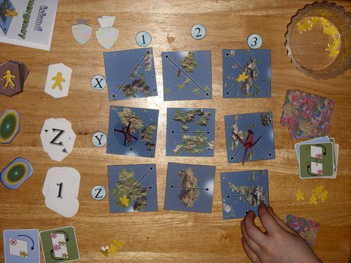 Board Game: Island Emergency