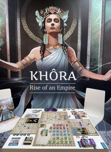 Board Game: Khôra: Rise of an Empire