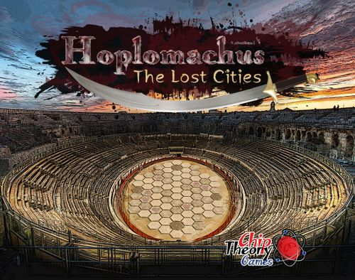 Board Game: Hoplomachus: The Lost Cities