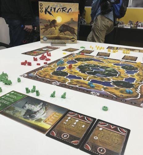 Board Game: Kitara