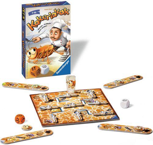 Board Game: Kakerlakak