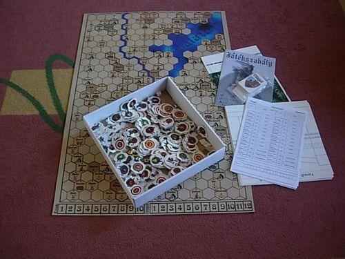 Board Game: Vilajet