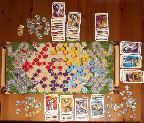 Board Game: Spectaculum
