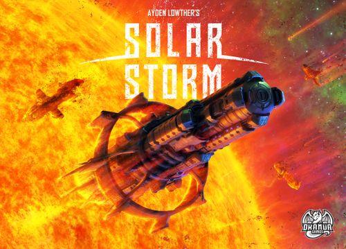 Solar Storm box cover