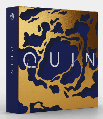 Quin 1st Edition Box Art