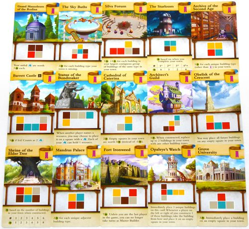 Tiny review of Tiny Towns   Tiny Towns   BoardGameGeek