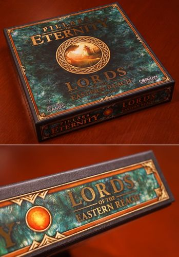 Board Game: Pillars of Eternity: Lords of the Eastern Reach