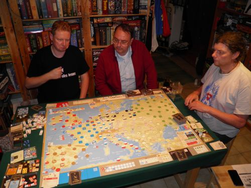 Board Game: The Napoleonic Wars