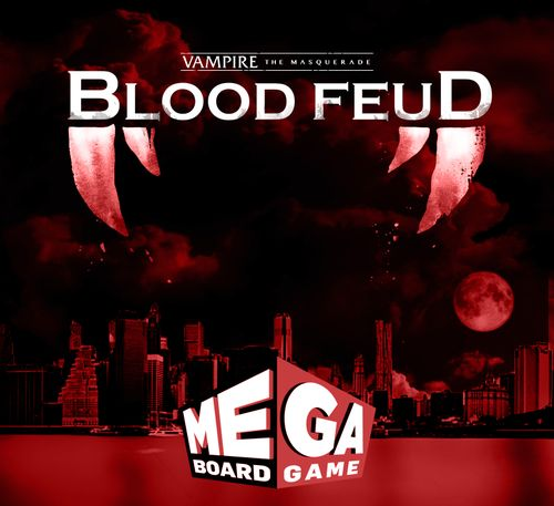 Board Game: Vampire: The Masquerade – Blood Feud