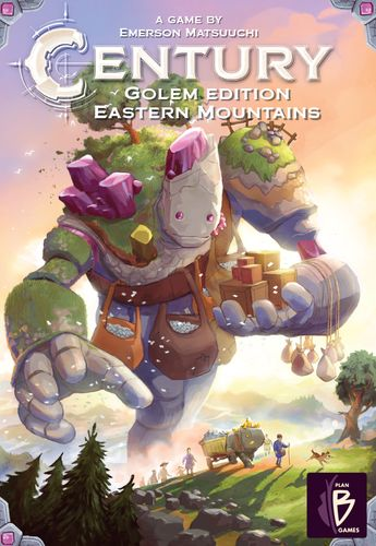 Board Game: Century: Golem Edition – Eastern Mountains