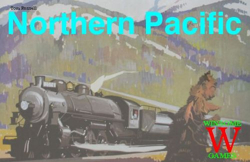 Board Game: Northern Pacific