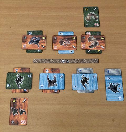 Board Game: Zapanhak