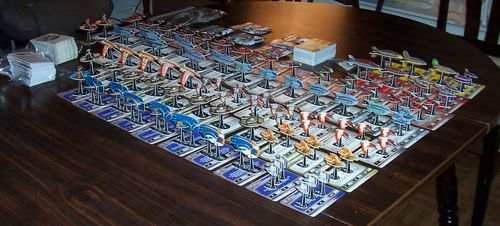 100 Model Starships For $20 | Affordable Science Fiction and