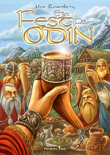 """3e5a1cc702f3e Uwe Rosenberg's latest design, A Feast for Odin, was a big hit in Essen. The  publisher describes it as """"a saga in the form of a board game,"""" one in  which ..."""