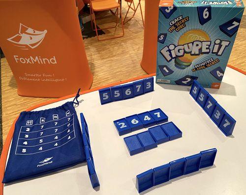 Board Game: Figure It