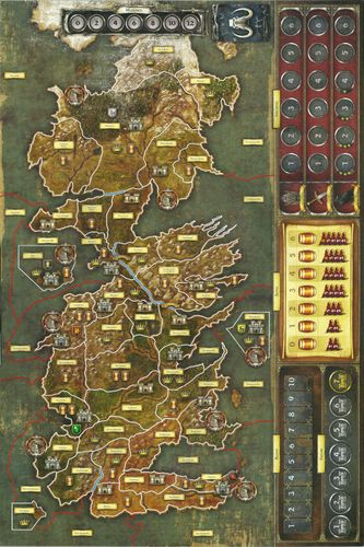 A Game of Thrones: The Board Game (Second Edition) - Image ...