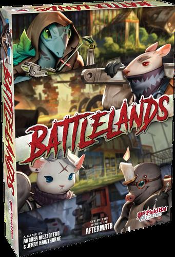 Board Game: Battlelands