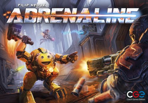 Board Game: Adrenaline