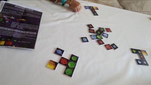 Board Game: Exo