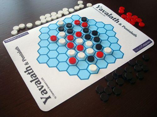 Board Game: Yavalath