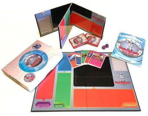 Board Game: Robogram