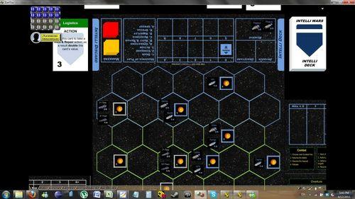 Board Game: Intelli Wars