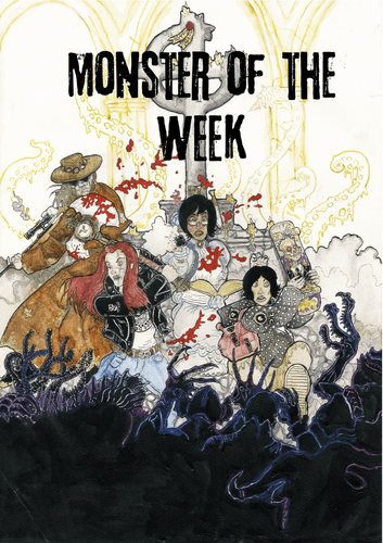 RPG Item: Monster of the Week