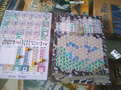 Board Game: Pandoria Merchants
