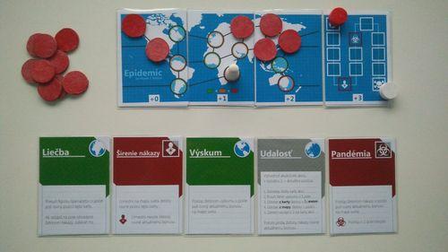 Board Game: Epidemic