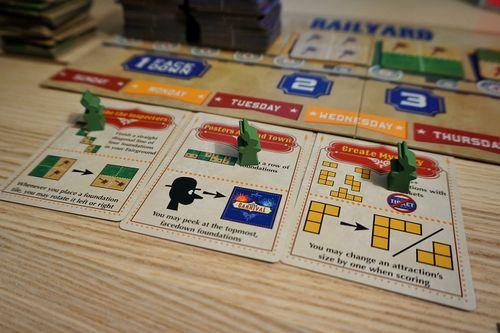 Board Game: The Grand Carnival