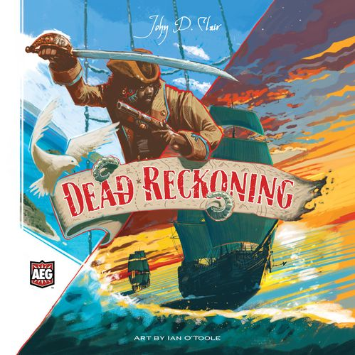 Board Game: Dead Reckoning