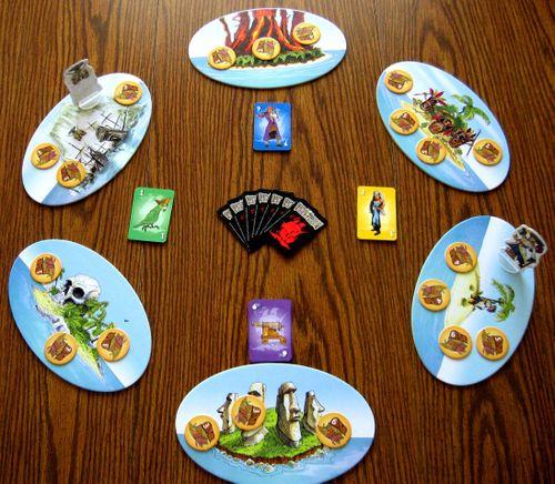 Board Game: Fruit Spy