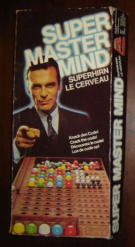 Super Mastermind front cover