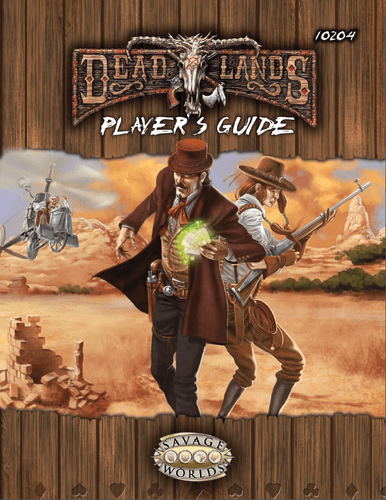 Zombie Cowboy-calypse | Deadlands Player's Guide | RPGGeek