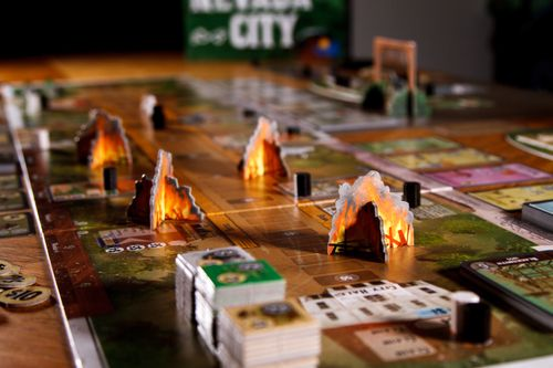 Board Game: Nevada City