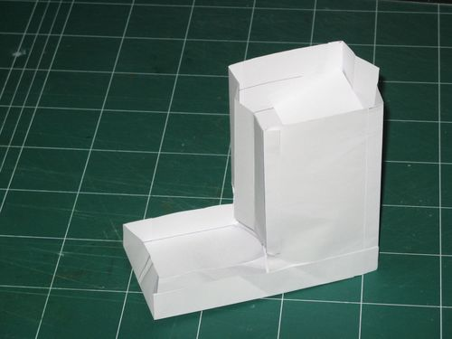 Folding Dice Tower Ycyclop Games The Process Boardgamegeek