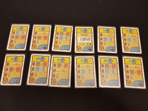 Board Game: Patchwork: Automa