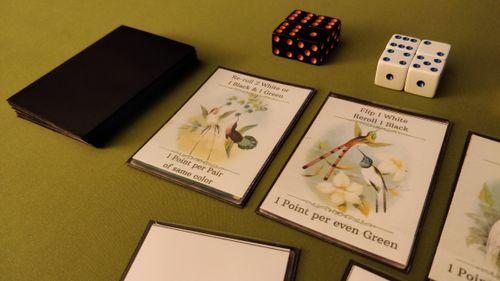 Board Game: Bandada