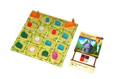 If You Could Only Keep One: Azul vs  Sagrada vs  Tiny Towns