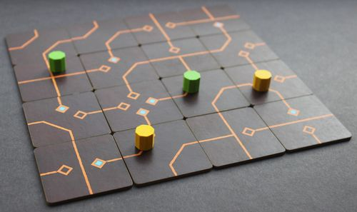Board Game: Liniell