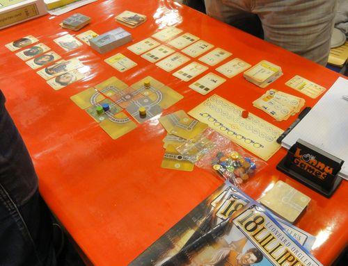 Board Game: 18Lilliput