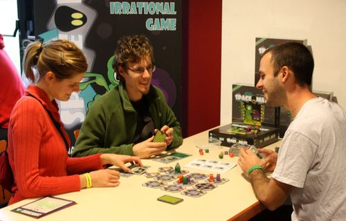 Board Game: Space Maze