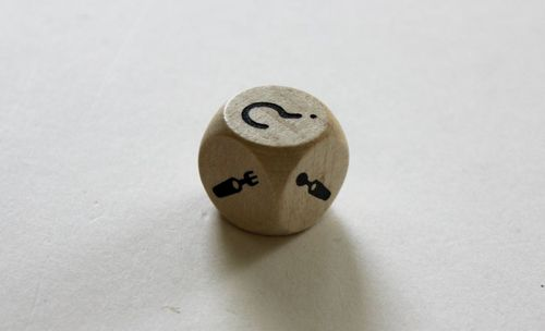 Indicating The Type Of Utensil A Player Can Move On Their Turn Question Mark Symbol That Is Three Sides Represents Wild Bug Tokens