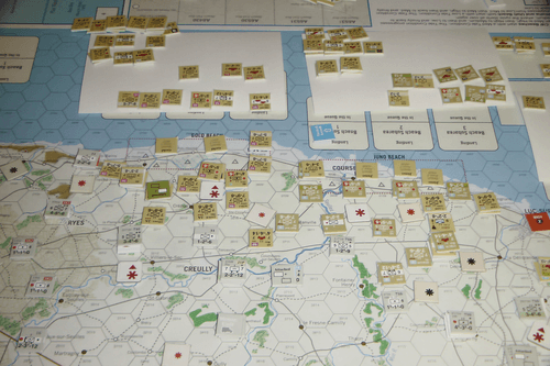 Commonwealth sector from June 6th - campaign rules, solitaire