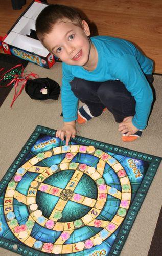 Board Game: Rondo