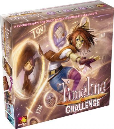 Board Game: Timeline Challenge