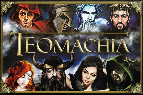 Board Game: Teomachia
