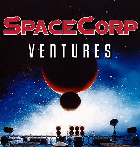 Board Game: SpaceCorp: Ventures